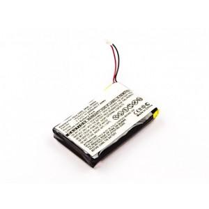 Bateria para GPS Garmin iQue 3200 3600 3600a, 3,7V 2000mAh 7,4Wh
