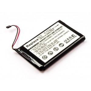 Bateria para Garmin Nuvi 1200 1205 1205W, 3,7V 930mAh 3,4Wh