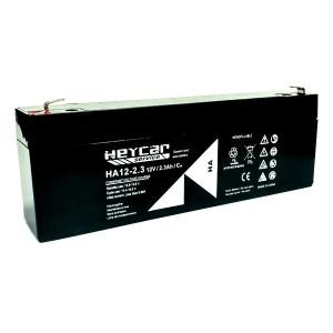 Bateria 12V 2,3Ah (term. F1) Heycar AGM standard