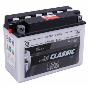 Bateria mota Y50-N18L-A 12V 20Ah 200A INTACT alta performance 207x92x164mm -/+