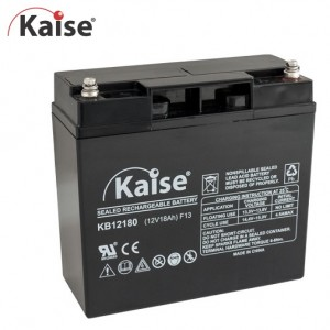 Bateria 12V 18Ah (term. M5) Kaise AGM standard
