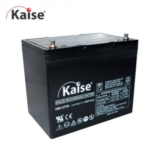 Bateria AGM Deep-Cycle 12V 74.8Ah Kaise