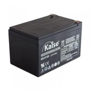 Bateria 12V 12Ah (term. F1) Kaise AGM chumbo