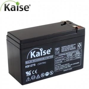 Bateria 12v 7Ah (term. F1) Kaise AGM standard