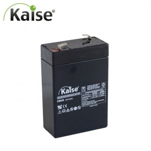 Bateria 6v 2,8Ah (term. F1) Kaise AGM standard