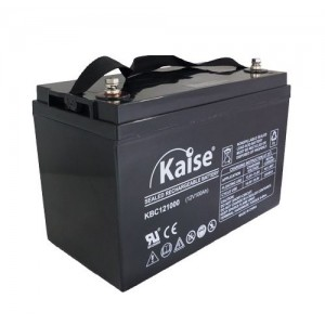 Bateria AGM Deep-Cycle 12V 100Ah Kaise