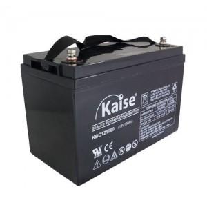 Bateria AGM Deep-Cycle 12V 100Ah Kaise