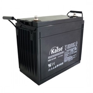 Bateria Deep-Cycle 12V 134Ah (C20) Kaise AGM