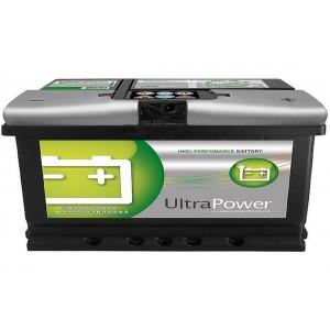 Bateria automóvel 12V 110Ah 950A (#UltraPower 110.0)