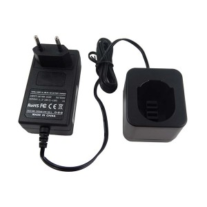 Carregador para baterias ferramentas Dewalt, B&D e Roller - 1,2V-18V