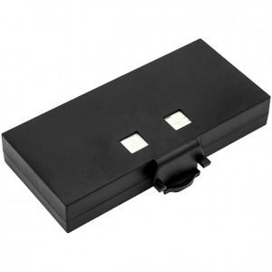 Bateria para comando remoto grua HETRONIC 68303000, 9,6V 2000mAh 19.2Wh