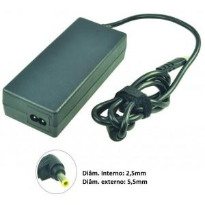 Carregador para Asus / Toshiba, 19V 120W 6,32A - 5.5x2.5mm