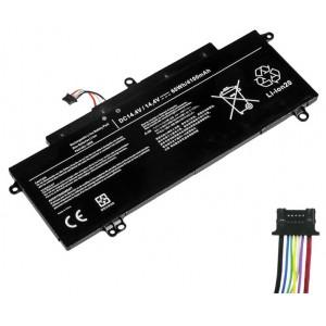 Bateria Toshiba Tecra Z40-A Z40-B Z40-C Z50-A PA5149U-1BRS compatível 14,4V 4100mAh 60Wh