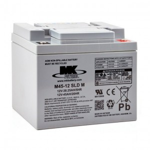 Bateria AGM Deep-Cycle 12V 45Ah MK M45-12 SLD M