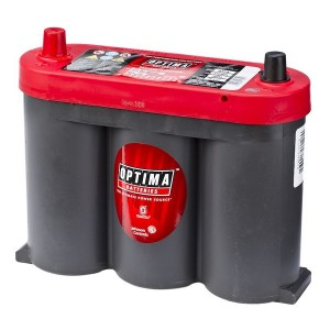 Bateria auto 6V 50Ah Gel Optima Red Top RT S 2.1 6140014759414, 8010-044, 9010-044, REDTOP 6 VOLT, Red Top RTS2.1, RT S-2.1, RT S 2.1, RT6V