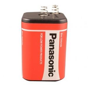 4R25 Pilha de Carbono-Zinco Panasonic (1 unid)