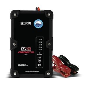 Booster de ultracondensadores SCHUMACHER (carga rápida 90seg.) 12V 450A