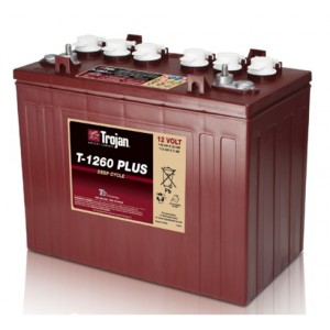 Bateria Trojan T-1260+ 12V 140Ah Deep-Cycle