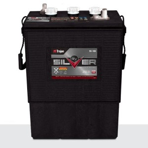 Bateria Trojan L16 Silver 6V 362Ah Deep-Cycle S-16