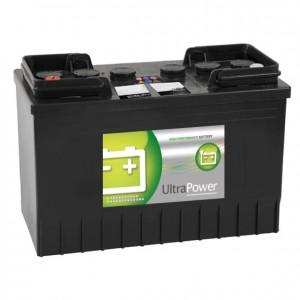 Bateria automóvel 12V 110Ah 760A +/- (#UltraPower 110J.1)