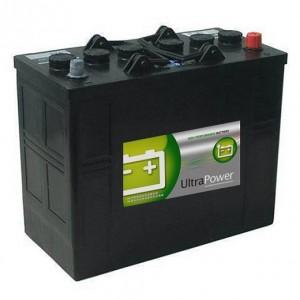 Bateria automóvel 12V 125Ah 760A (#UltraPower 125J.0)