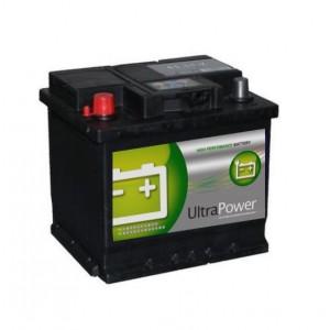 Bateria automóvel 12V 45Ah 390A +/- (#UltraPower 45.1)