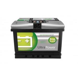 Bateria automóvel 12V 60Ah 480A +/- (#UltraPower 60.1)