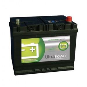 Bateria automóvel 12V 80Ah 600A (#UltraPower 80J.0)