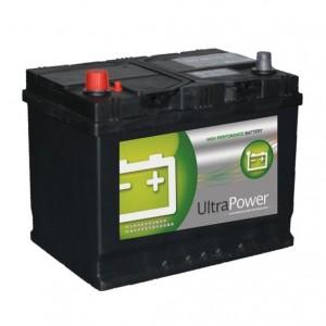 Bateria automóvel 12V 80Ah 600A +/- (#UltraPower 80J.1)