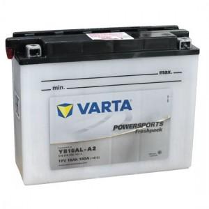 Bateria mota VARTA YB16AL-A2, 12V 16Ah