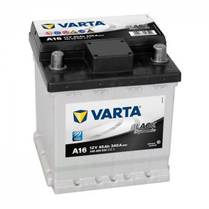 Bateria automóvel 12V 40Ah 340A VARTA Black Dynamic