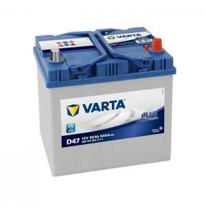 Bateria automóvel 12V 60Ah 540A VARTA Blue Dynamic D47