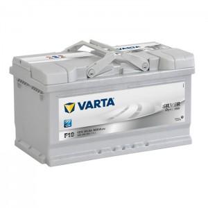 Bateria automóvel 12V 85Ah 800A VARTA Silver Dynamic F19