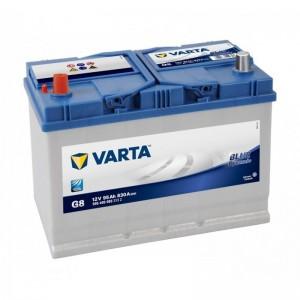 Bateria automóvel 12V 95Ah 830A VARTA Blue Dynamic G8