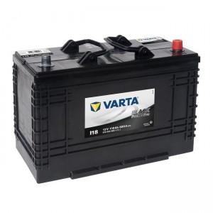 Bateria automóvel 12V 110Ah 680A VARTA Promotive Black I18