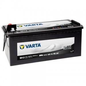 Bateria VARTA camião 12V 180Ah 1400A alta performance 513x223x223mm +/-