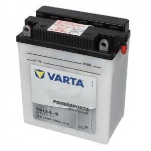 Bateria mota VARTA YB12A-B, 12V 12Ah