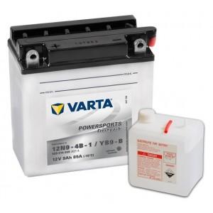 Bateria mota VARTA YB9-B, 12V 9Ah