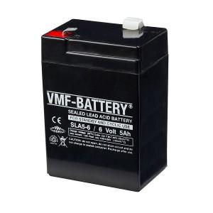 Bateria 6V 5Ah (term. F1) VMF AGM standard SLA5-6