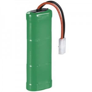 Bateria para Modelismo NiMH 7.2v 3600mAh com ficha Tamiya