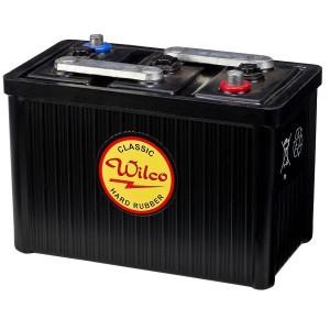 Bateria para clássicos 6V 150Ah 455A(EN) 485A(SAE)Wilco Hard Rubber
