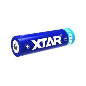 18650 elemento Li-ion Xtar com PCB (3,6V 3500mAh)