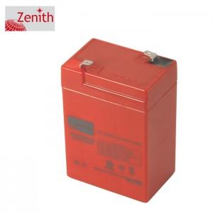 Bateria 6v 5,0Ah (term. F1) Zenith AGM standard