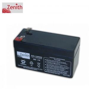 Bateria 12V 1,2Ah (term. F1) Zenith AGM standard