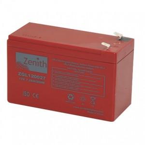 Bateria 12V 7,2Ah (term. F2) Zenith AGM standard