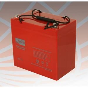 Bateria 12V 55Ah (term. M6) Zenith AGM chumbo