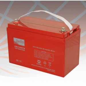 Bateria 12V 100Ah (term. M8) Zenith AGM chumbo