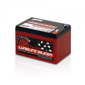 Bateria ZENITH Deep-Cycle 12V 16,5Ah ZLS120110