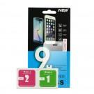 Protetor vidro temperado para iPhone 4 / 4G / 4S